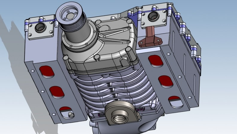 CAD front lower